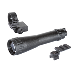 IR810 Detachable Long Range Infrared illuminator #75 w/IRDS Adapter #115 (Dark Strider)