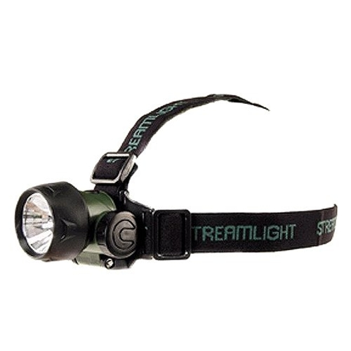 STL 61051  TRIDENT HEADLAMP GREEN