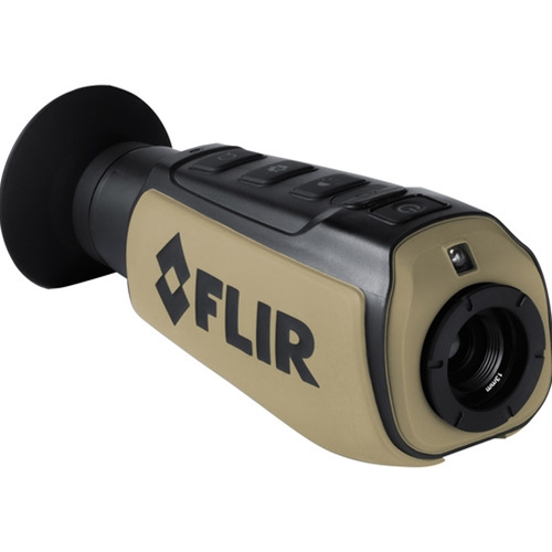 FLIR Scout III 320 (336x256) Thermal Monocular 431-0009-31-00 | NightVision4Less