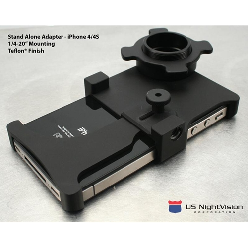 iTelligent Stow Away Adapter for iPhone 4/4S