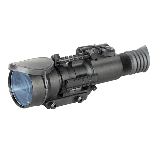 "Nemesis 4X Ghost – Night Vision Rifle Scope 4x Gen 3 ""Ghost"" White Phosphor"