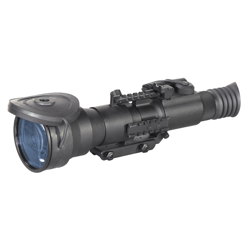 "Nemesis 6X Ghost – Night Vision Rifle Scope 6x Gen 3 ""Ghost"" White Phosphor"