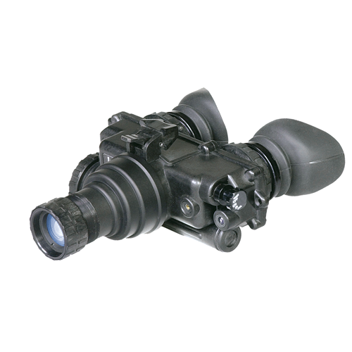 "PVS-7 QS MG – Night Vision Goggle Gen 2+ ""Quick Silver"" White Phosphor with Manual Gain!"