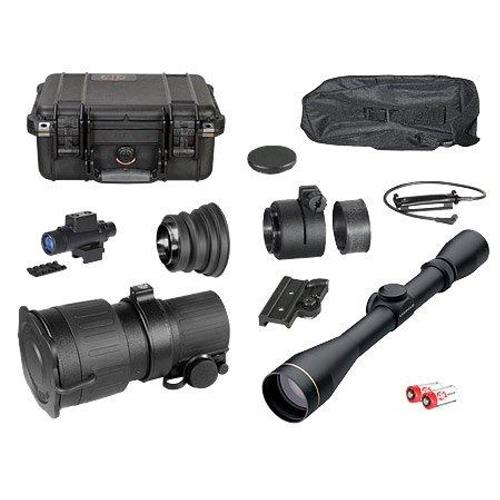PS22-2 Day-Night Hunter Kit with Leupold VX-3 3.5-10x40mm