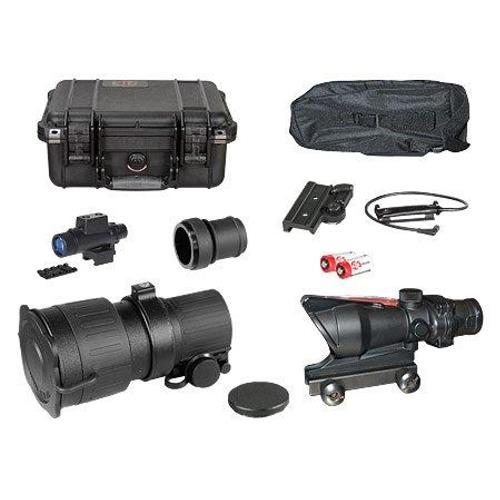 PS22-3A Day-Night Tactical Kit with Trijicon 4x32 ACOG, QRM