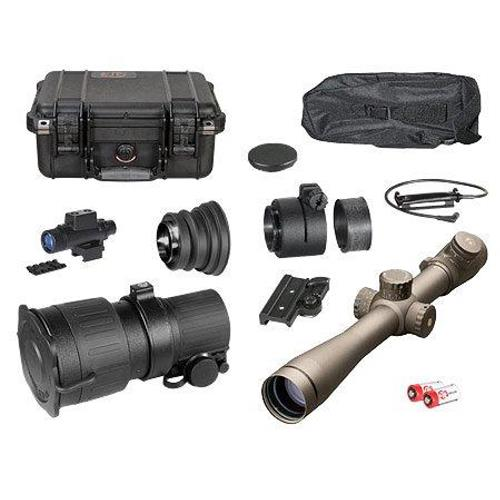 PS22-3P Day-Night Tactical Kit with Leupold Mark 4 3.5-10x40mm