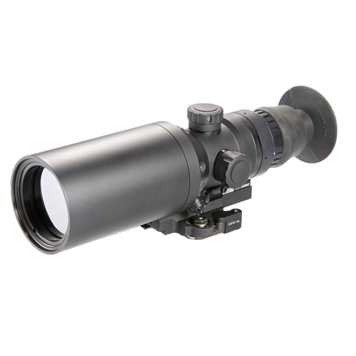 IR Hunter MARK II 640 2.5x-20x 35mm Thermal Scope and Clip-On IR64035MK2 | NightVision4Less