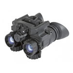 AGM NVG-40 3AW2 Dual Tube NV Goggle Gen 3+ Auto-Gated White Phosphor Level 2