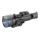 "Nemesis 4X QS – Night Vision Rifle Scope 4x Gen 2+ ""Quick Silver"" White Phosphor"